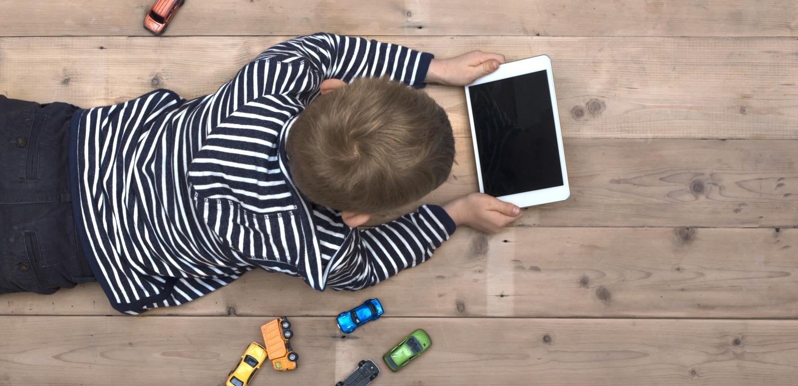 child tech survey