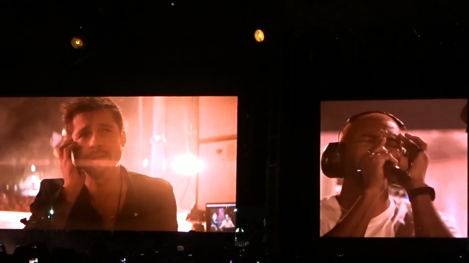 watch-frank-ocean-serenade-brad-pitt-on-stage