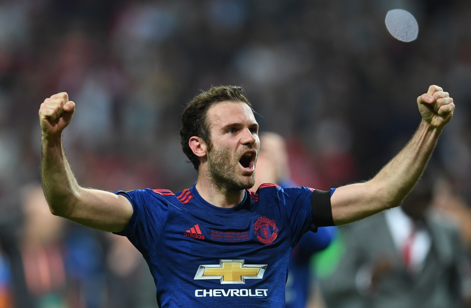 Ander Herrera and Juan Mata unavailable for Barcelona match