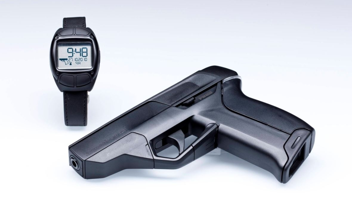 Armatix smart gun hack