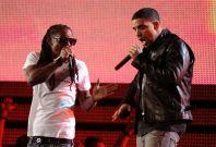 Drake and Lil Wayne