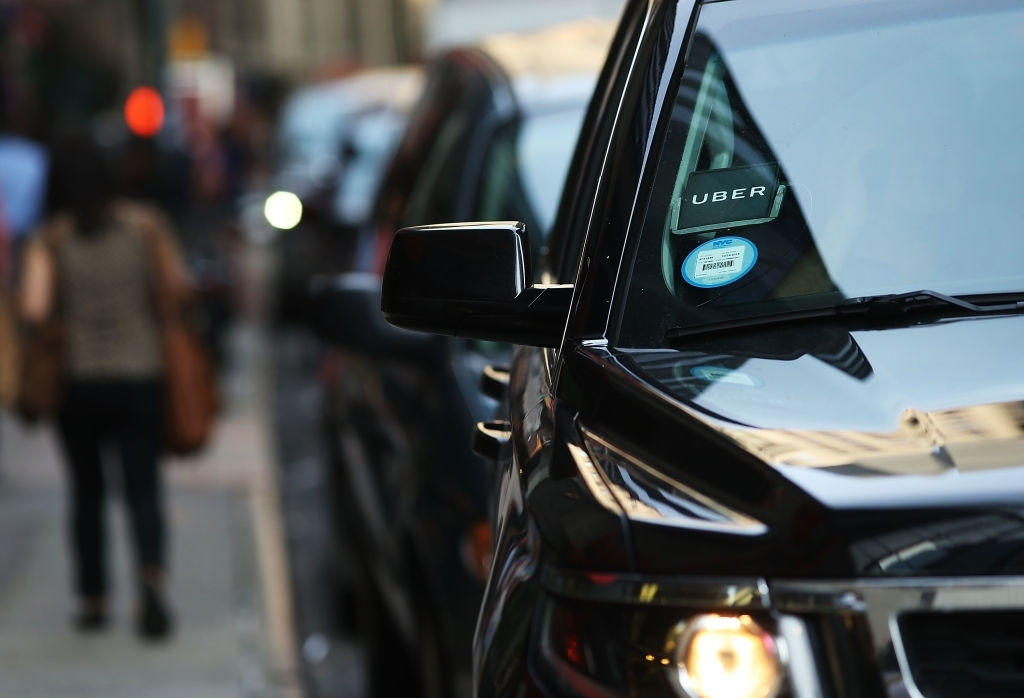 Uber charging fee to return lost items