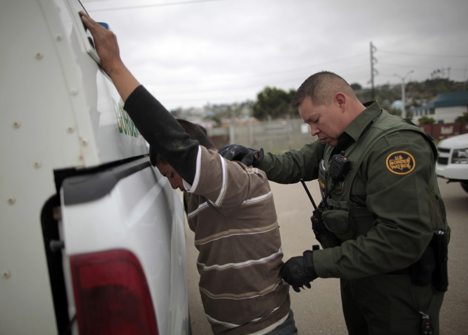 Fewer Mexicans are now crossing the borders