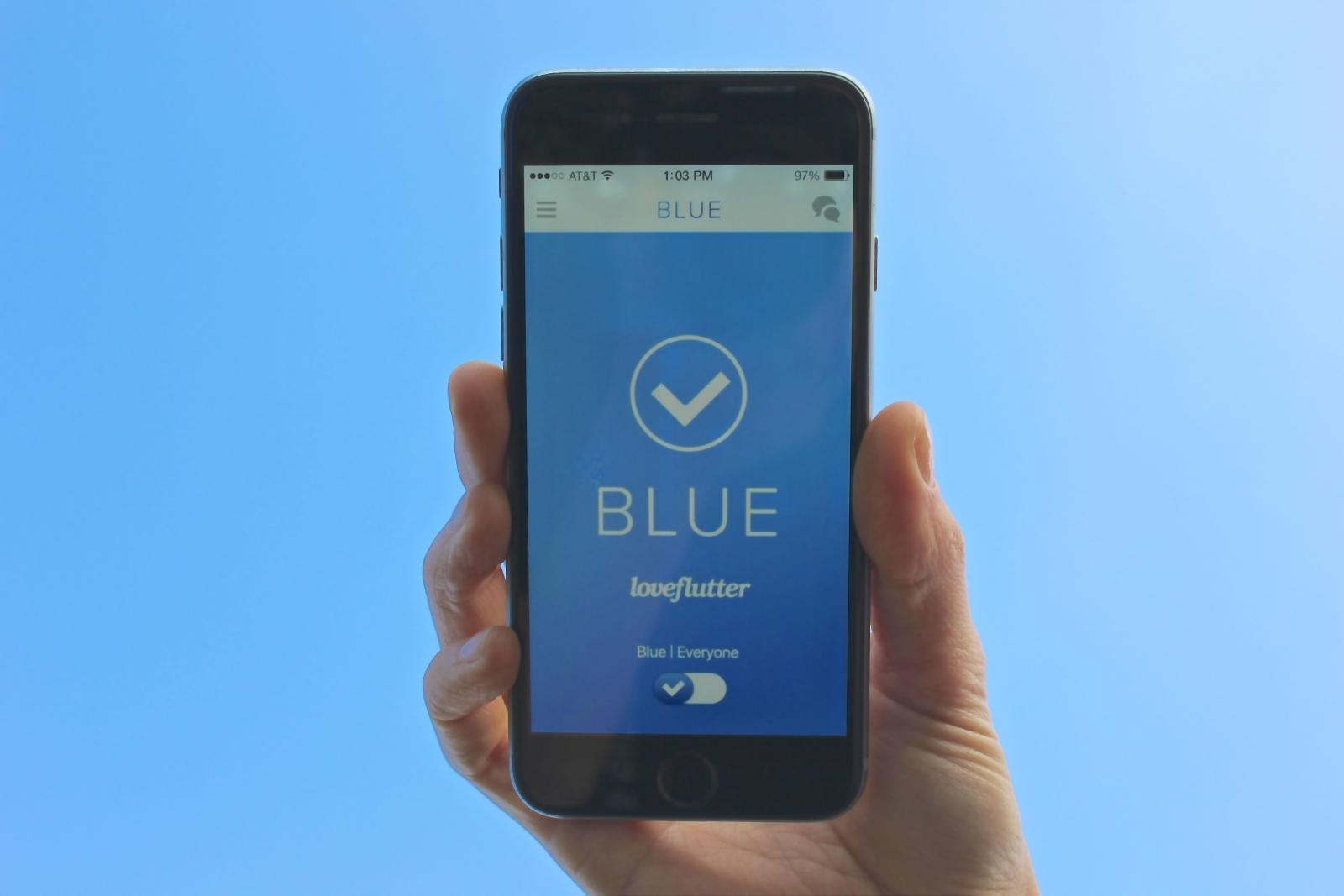 Flutter app dating website 1