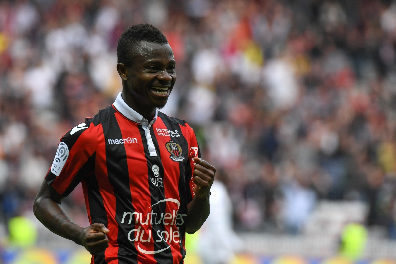 Arsenal in pole position to sign Nice midfielder Jean-Michael Seri