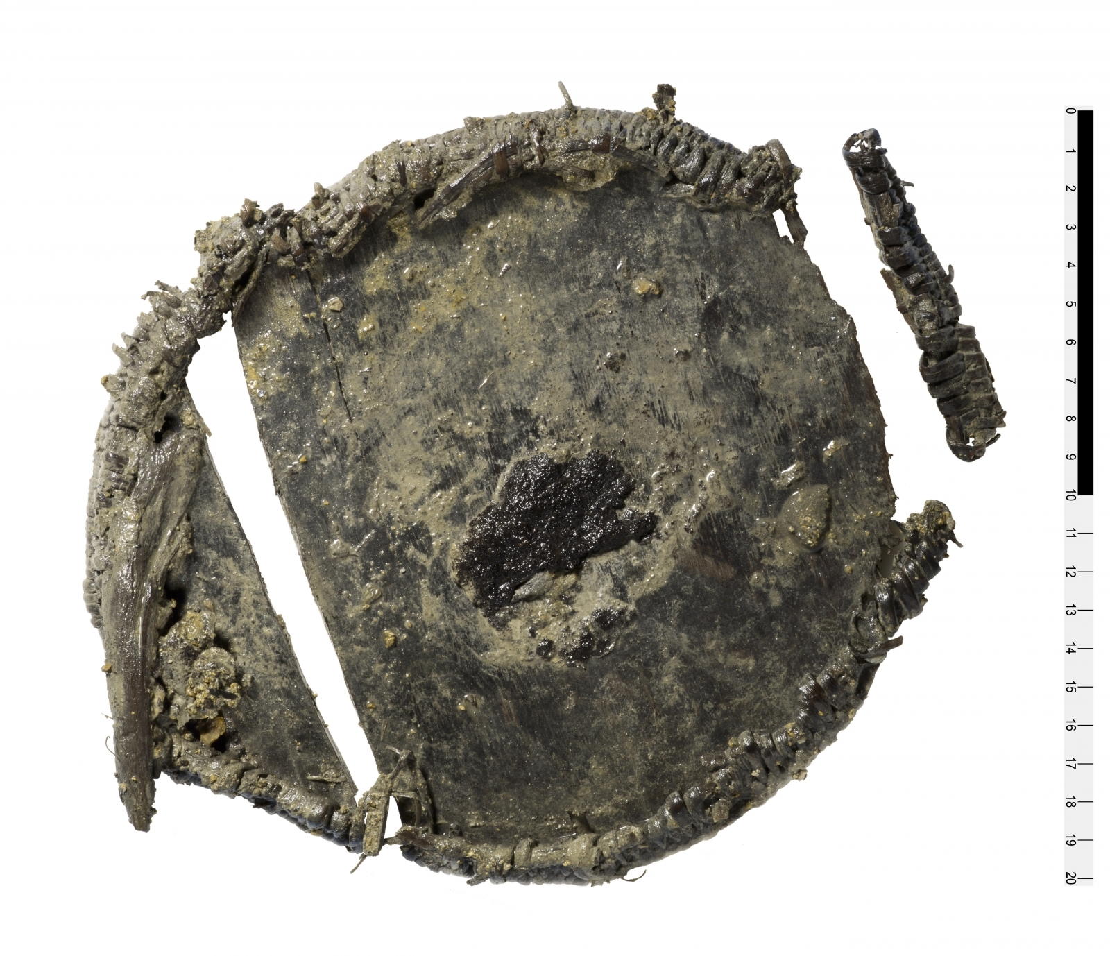 Bronze Age lunch box
