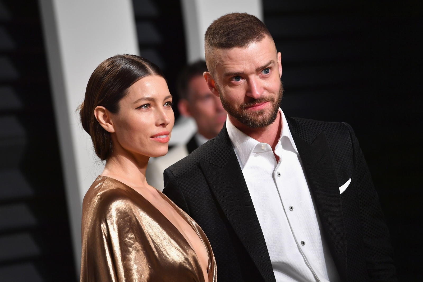 Jessica Biel Gives Us a Close-Up Look at Her Engagement Ring