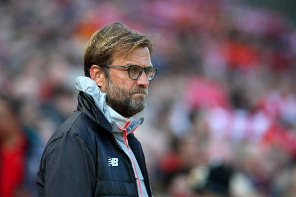 Klopp 'really happy' with Liverpool squad