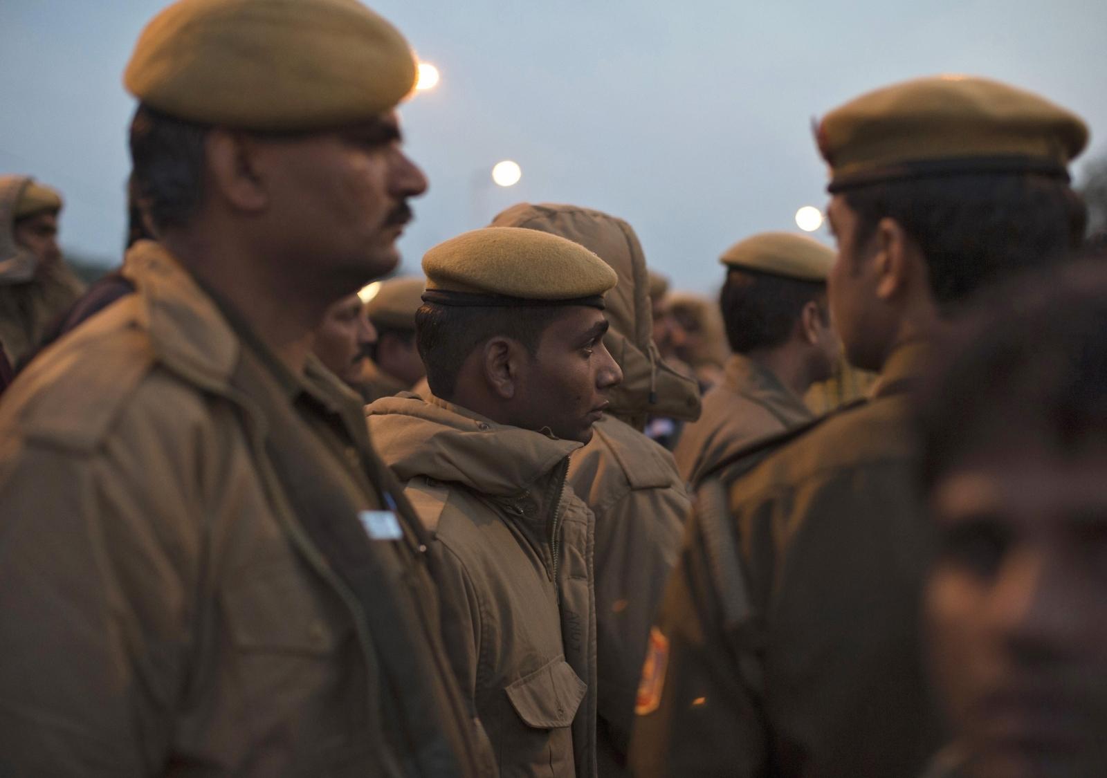 New Delhi police