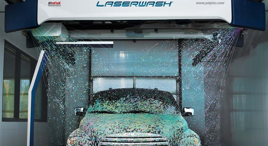 PDQ Laserwash car wash