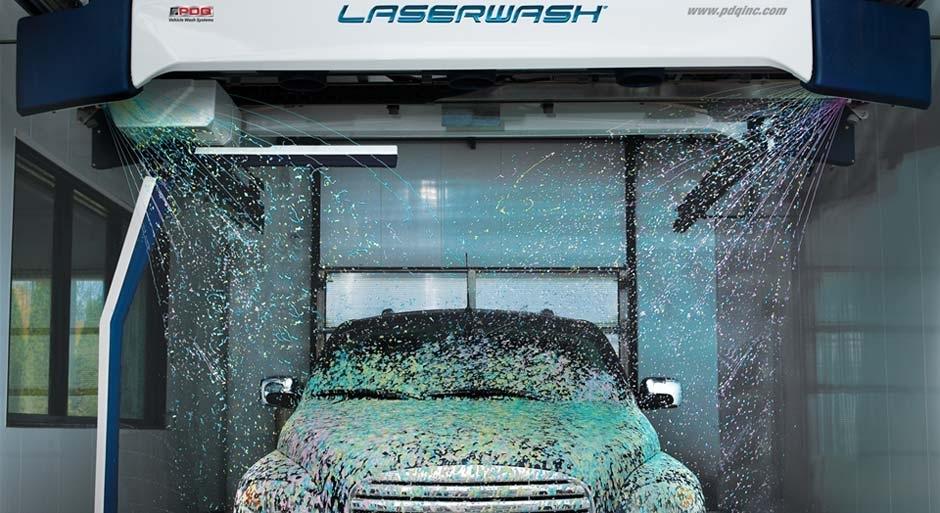 PDQ Laserwash car wash