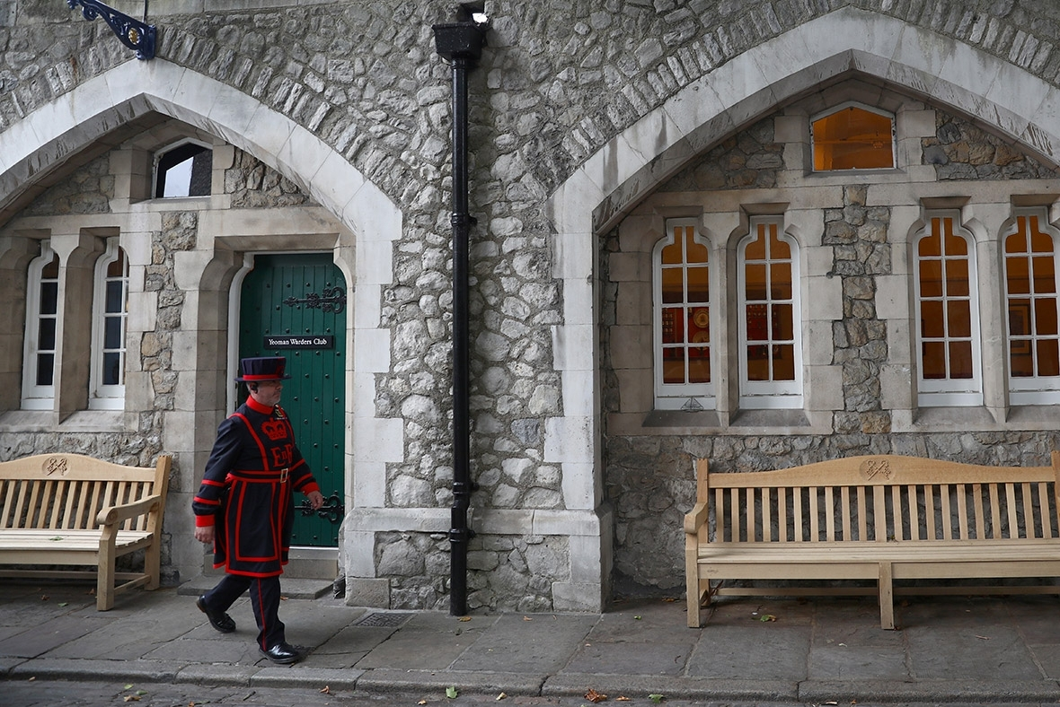 Yeoman Warders Club Tower London Beefeaters