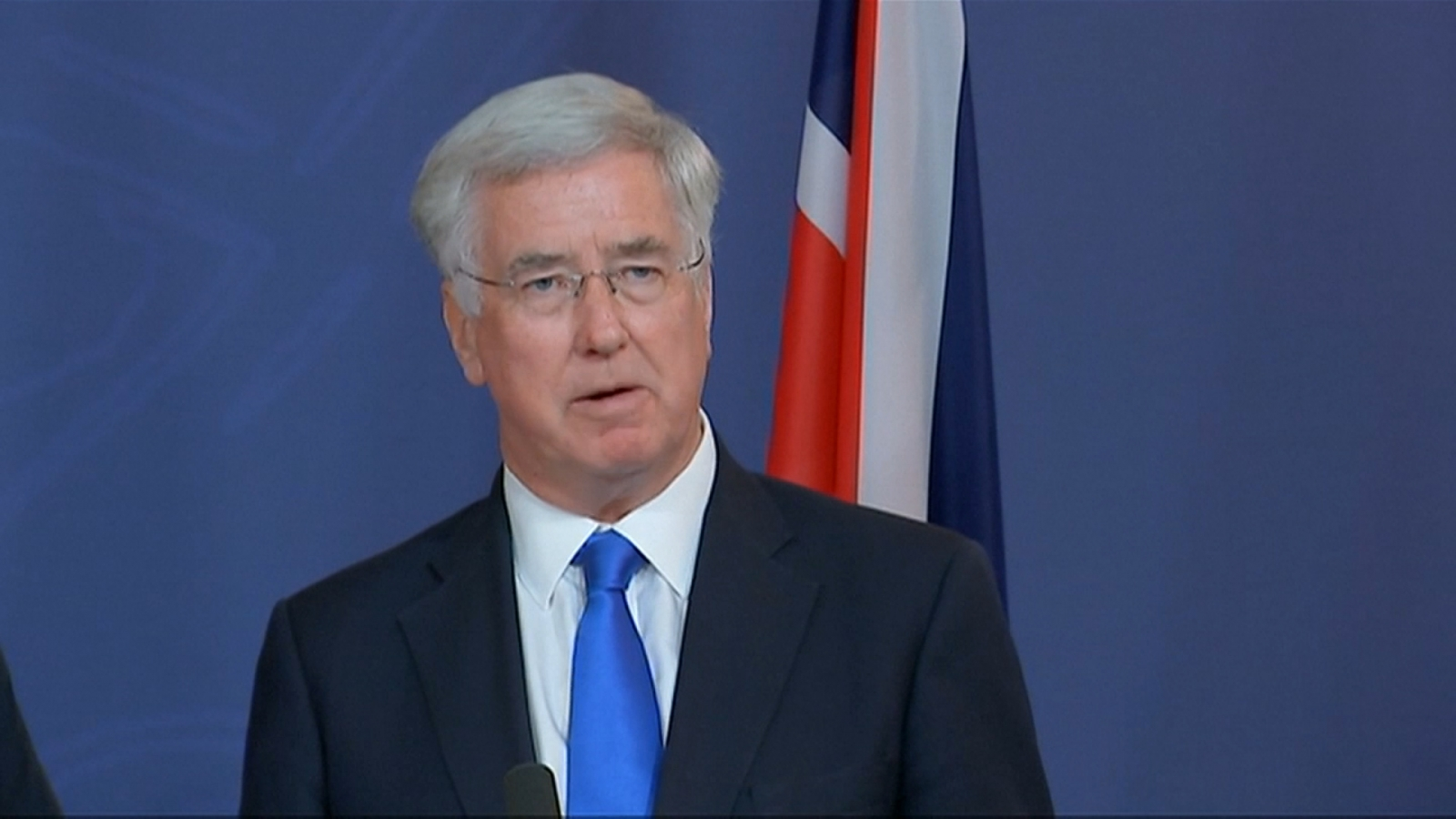 UK Defence Secretary: Beijing responsible for getting North Korea to abandon nuclear program