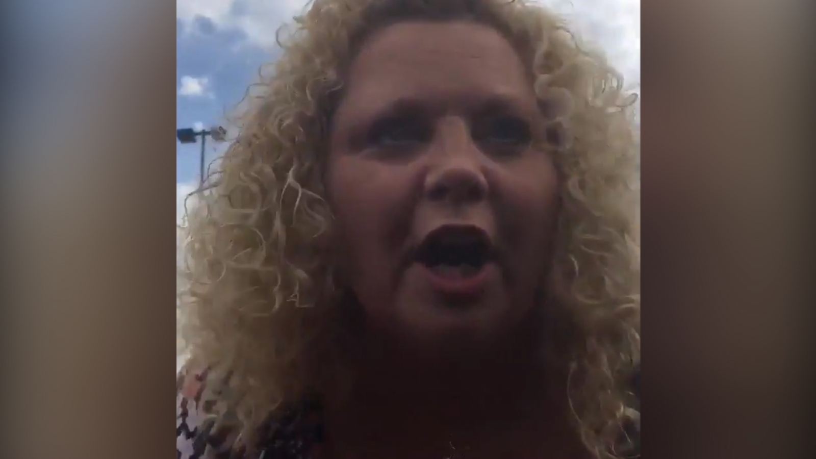'We're going to kill every one of you f*****g Muslims': Woman filmed racially abusing American Somali women