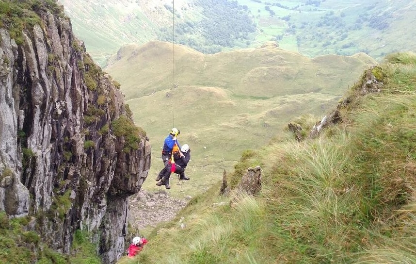 Climber rescued thanks to iPhone app