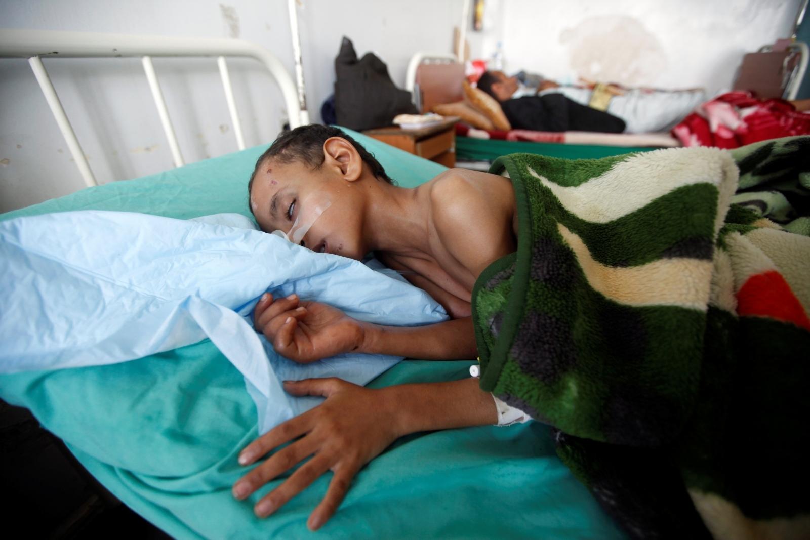 Yemen cholera