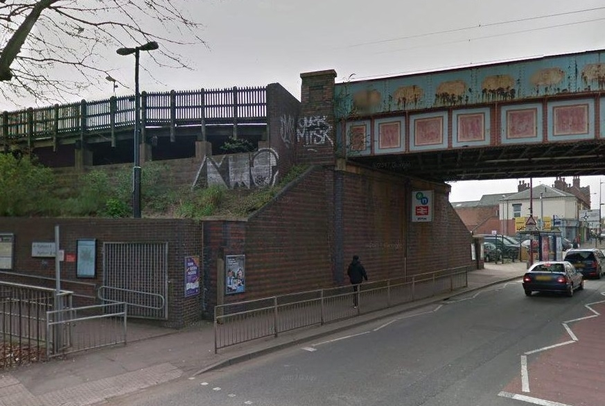 Girl, 15, raped twice at Witton railway station in separate attacks