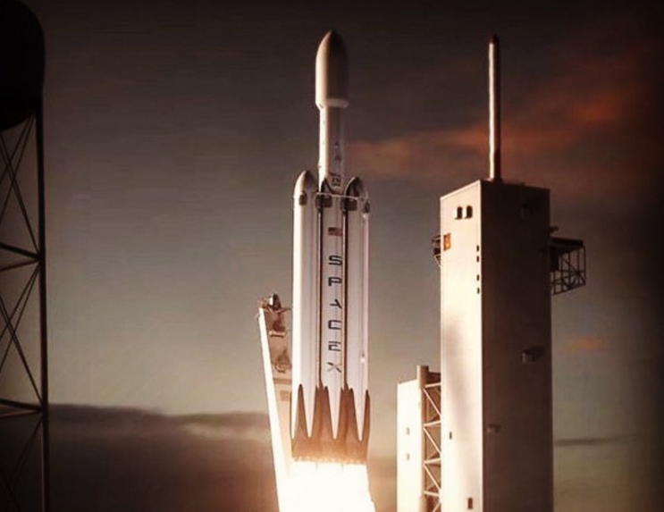 Falcon Heavy: Watch how SpaceX plans to launch the 'world ...