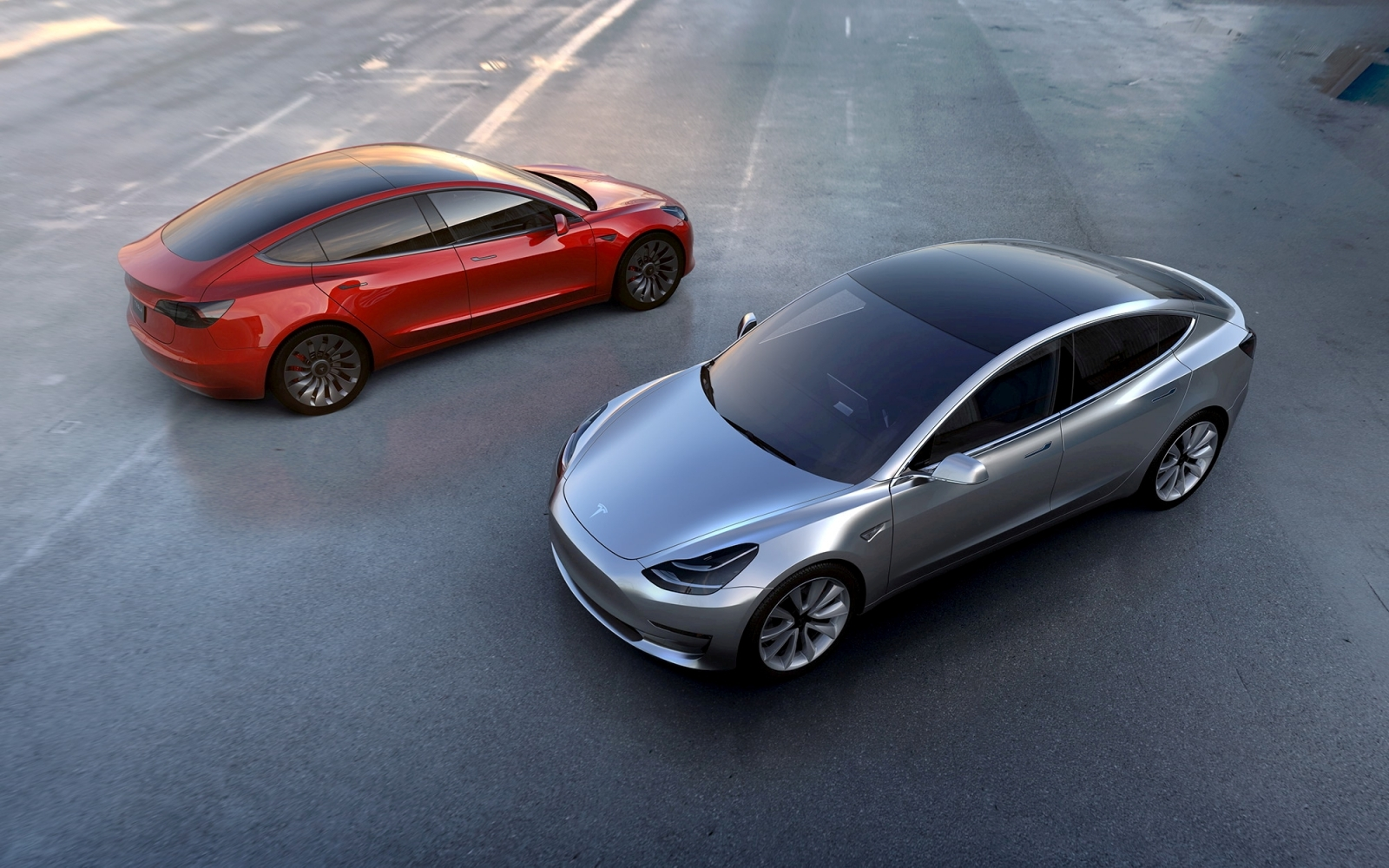 Model 3... $60K when you get it with all the promises, promises!
