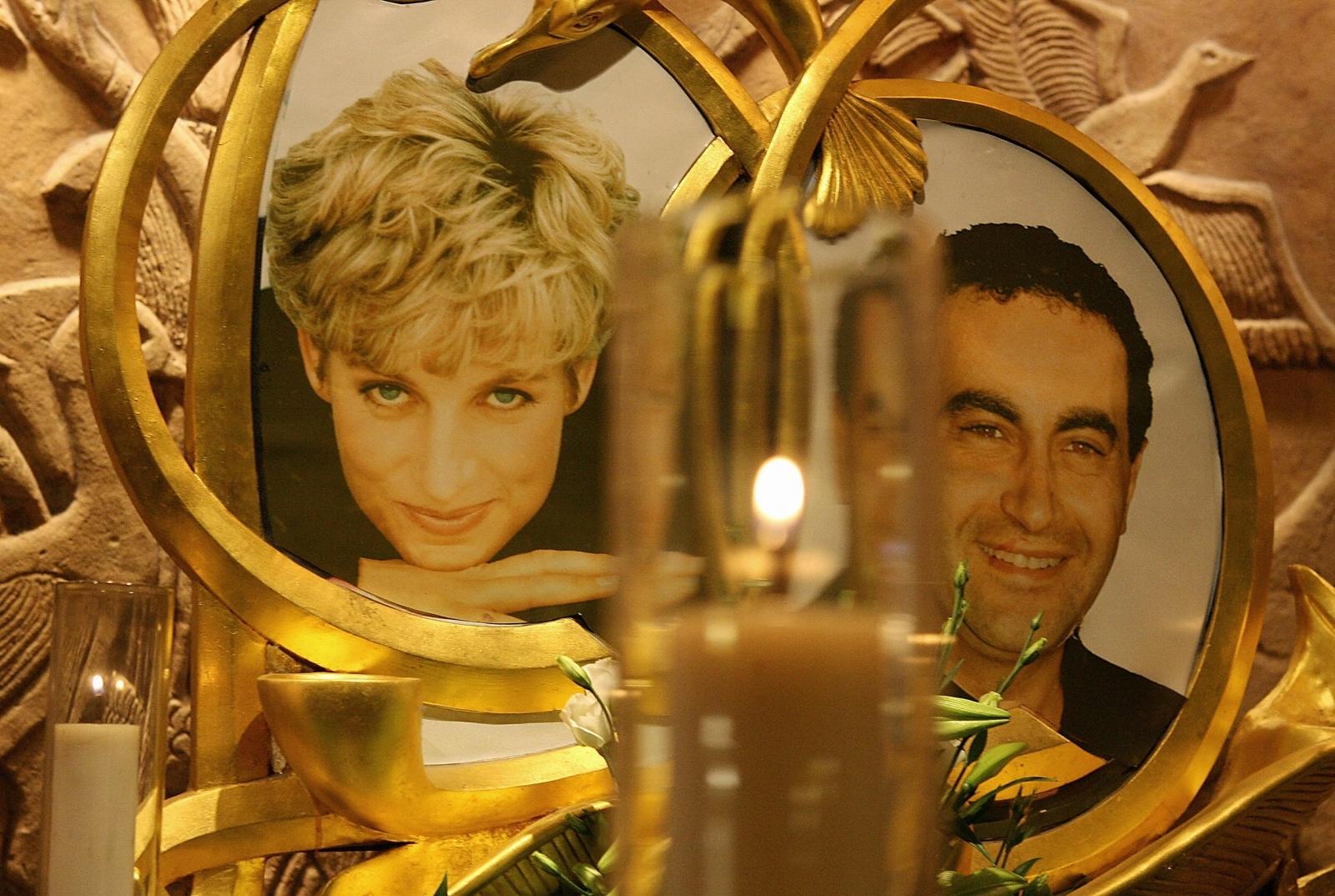 Diana, Princess of Wales and Dodi al-Fayed