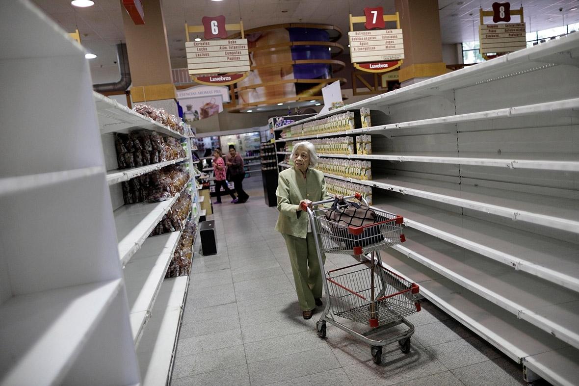 Venezuela protests Caracas Maduro