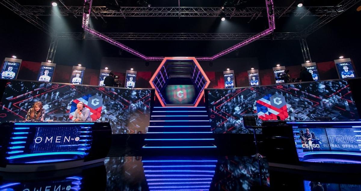 Gfinity Arena London