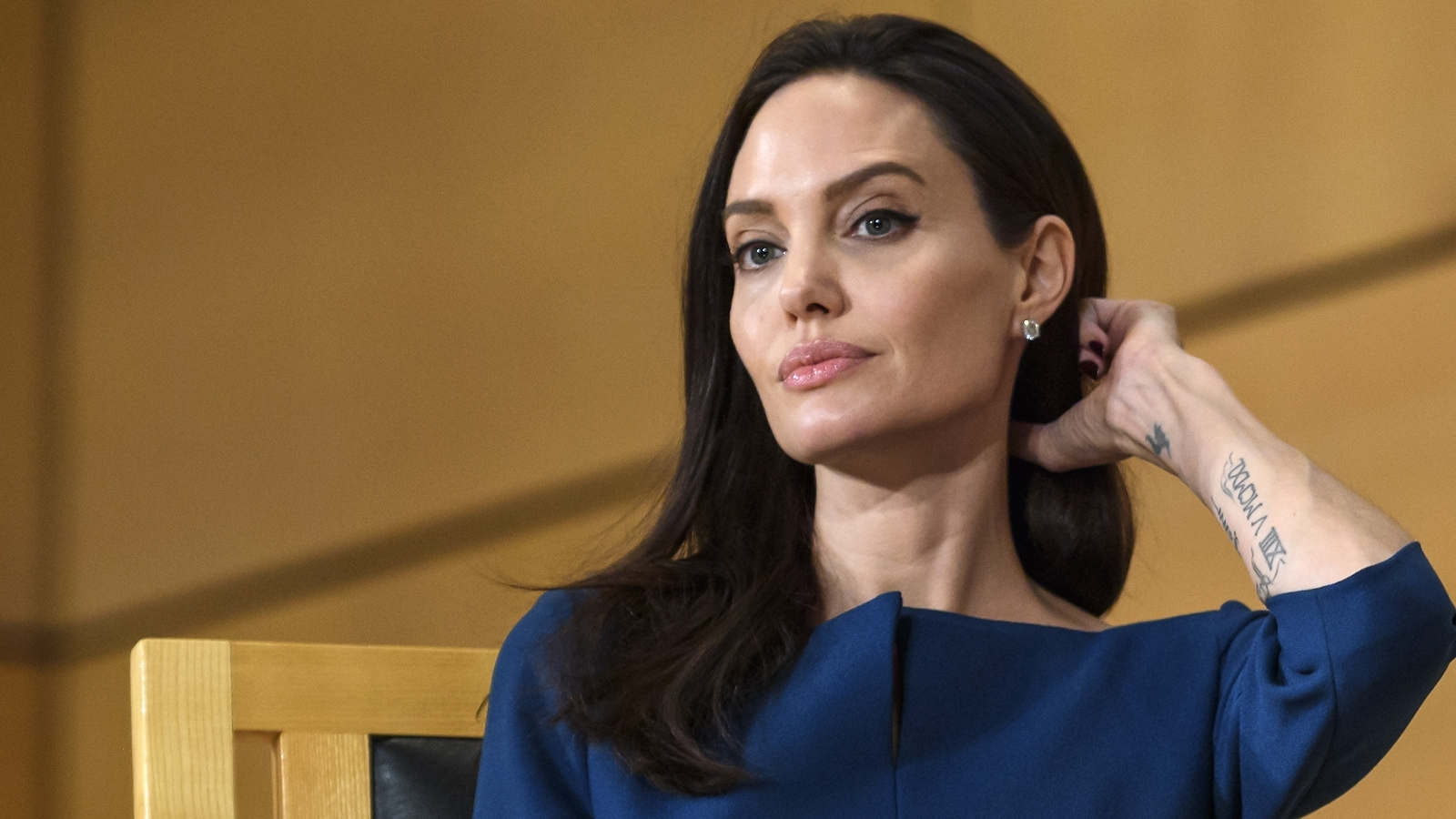 Angelina Jolie's Son Maddox Is Praising Mom and We're Melting