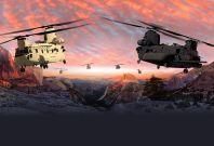 Boeing next-generation Chinook