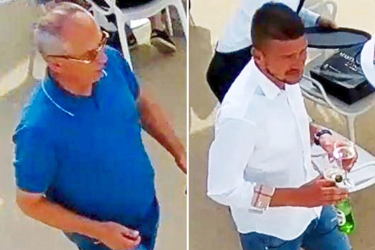 Pink Panther jewellery theft suspects