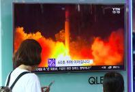 North Korea latest ICBM test