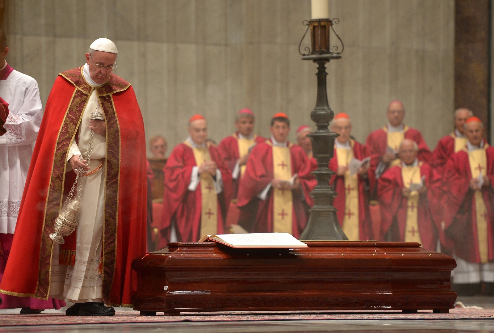 Pope Francis Sistine Choir