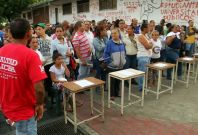 Venezuela Goes To Polls As Opposition Boycotts Nicolas Maduro's Socialist Power-Grab