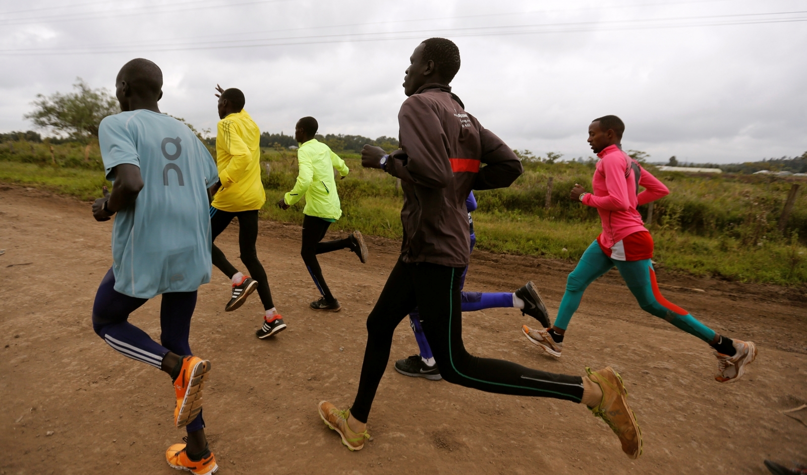 Sierra Leone bans jogging