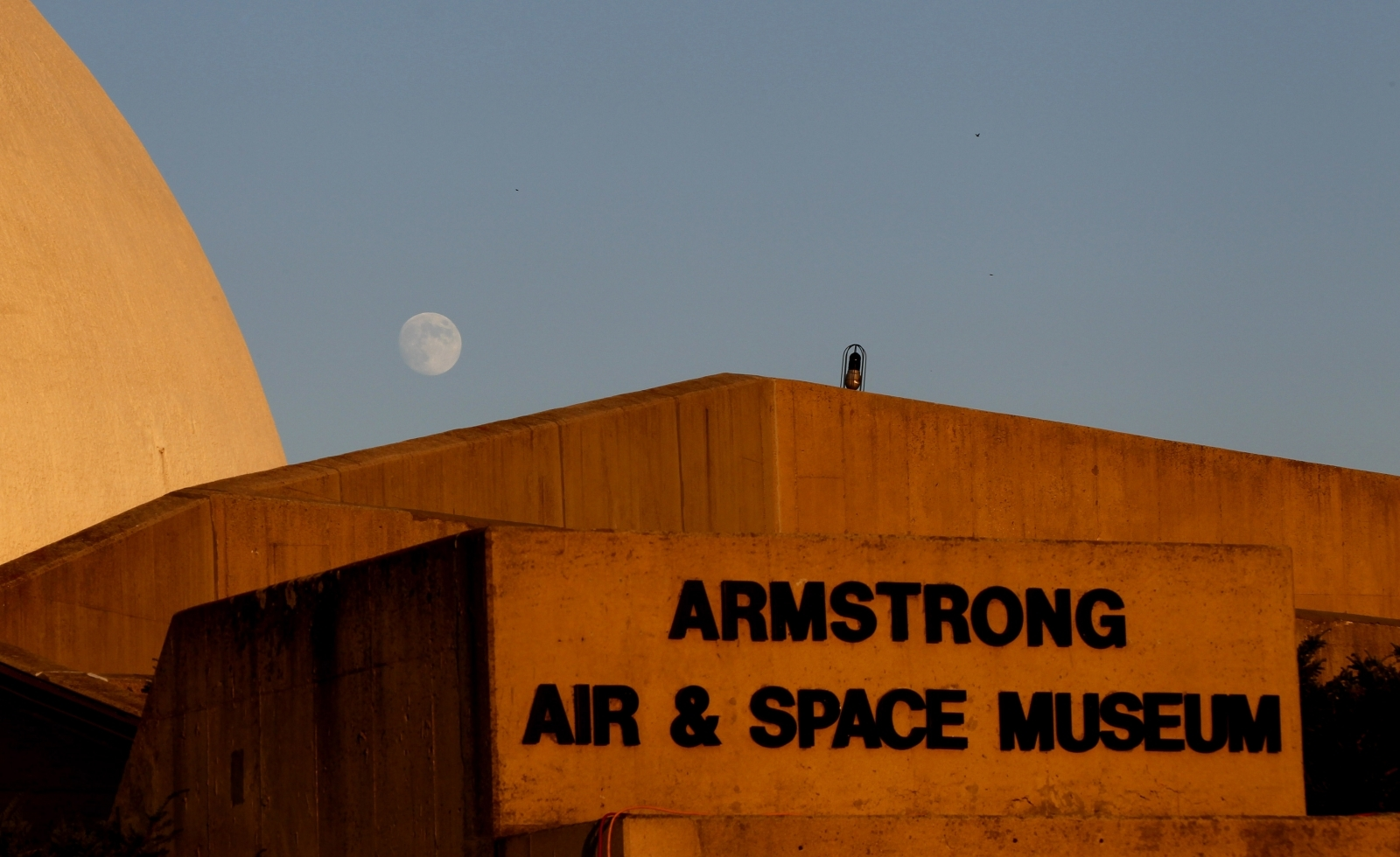 Neil Armstrong Artifact Stolen