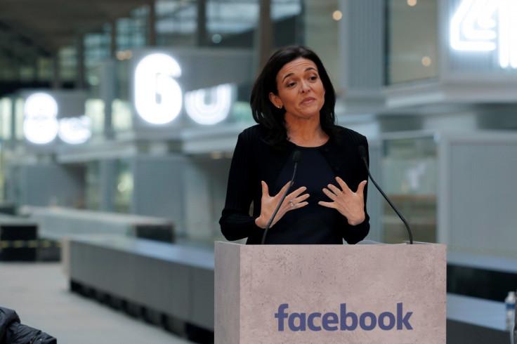 Facebook's Sheryl Sandberg: Telling little girls not to lead