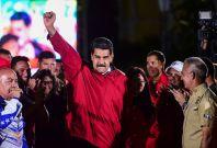 Venezuela Maduro constitutional assembly vote
