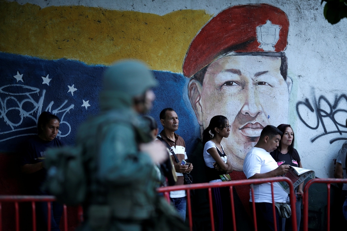 Venezuela Maduro constitutional assembly vote