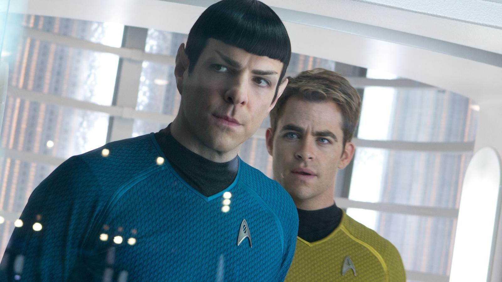 Star Trek Zachary Quinto