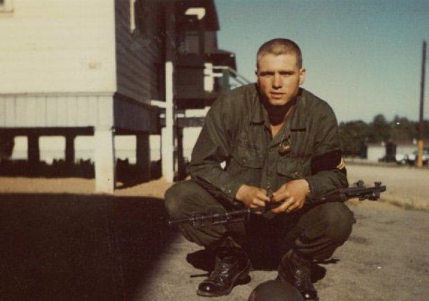 James McCloughan, Medal of Honor recipient, tells his story