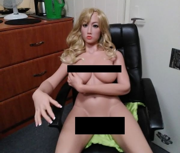 Fanny the sex doll