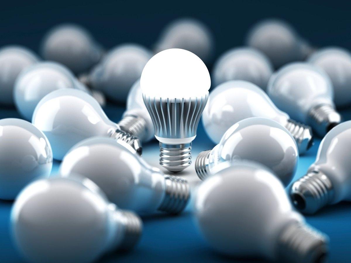 LED lights headaches energy-saving bulbs