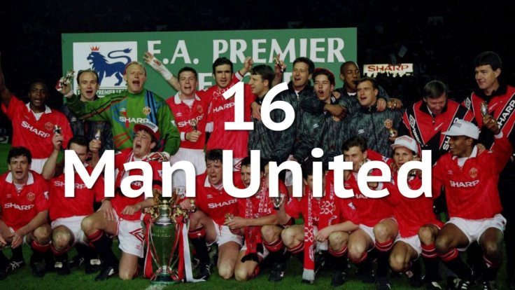 English players in title winning side 1992