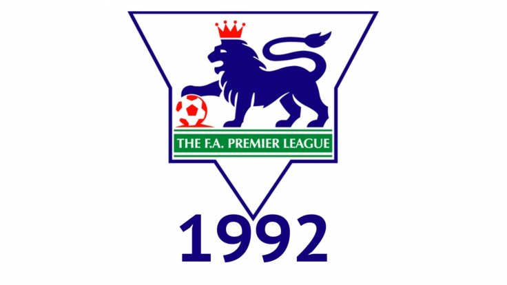 Premier League logo 1992