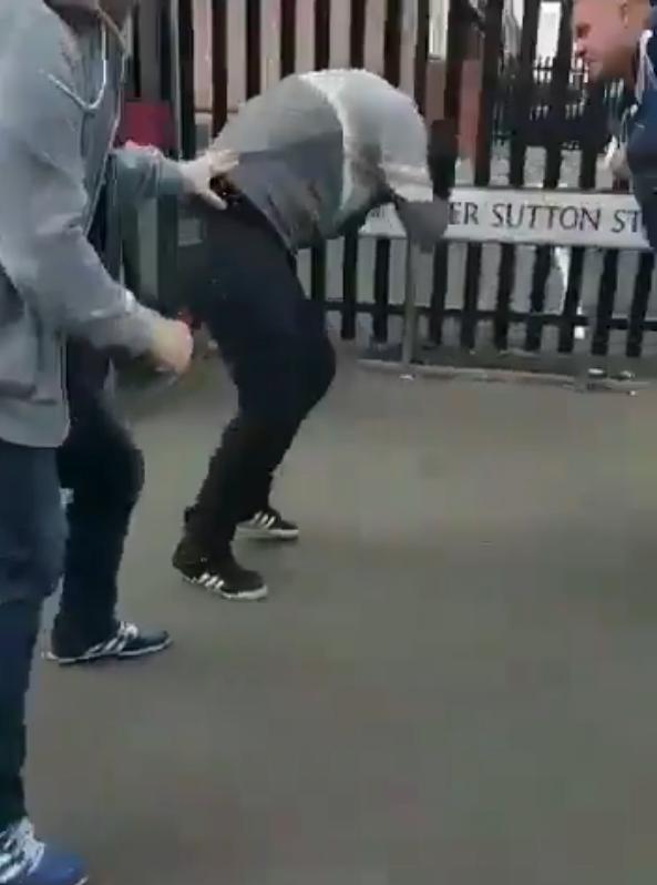 Birmingham arrest