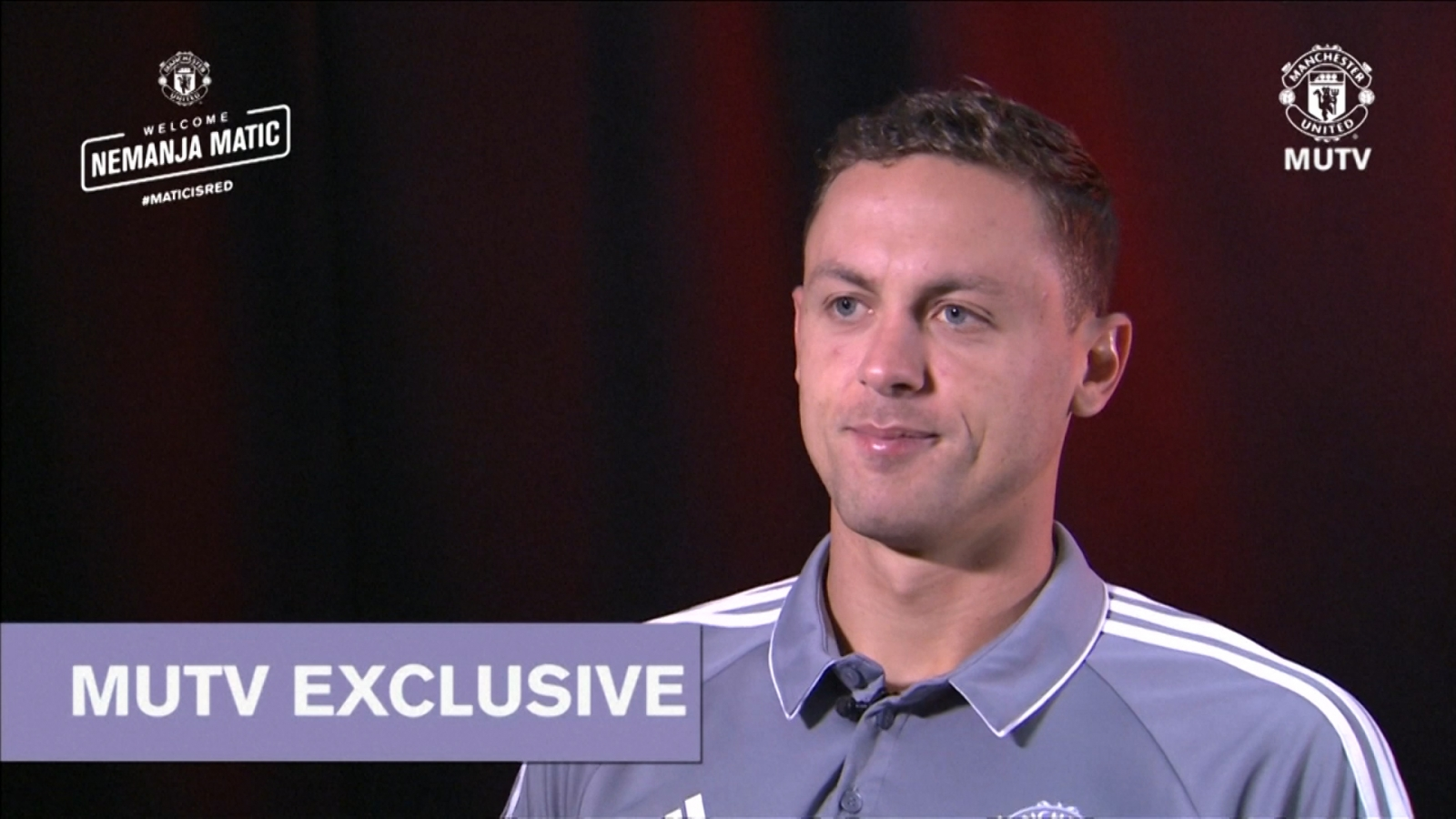 Nemanja Matic joins Manchester United from Chelsea in £40m deal