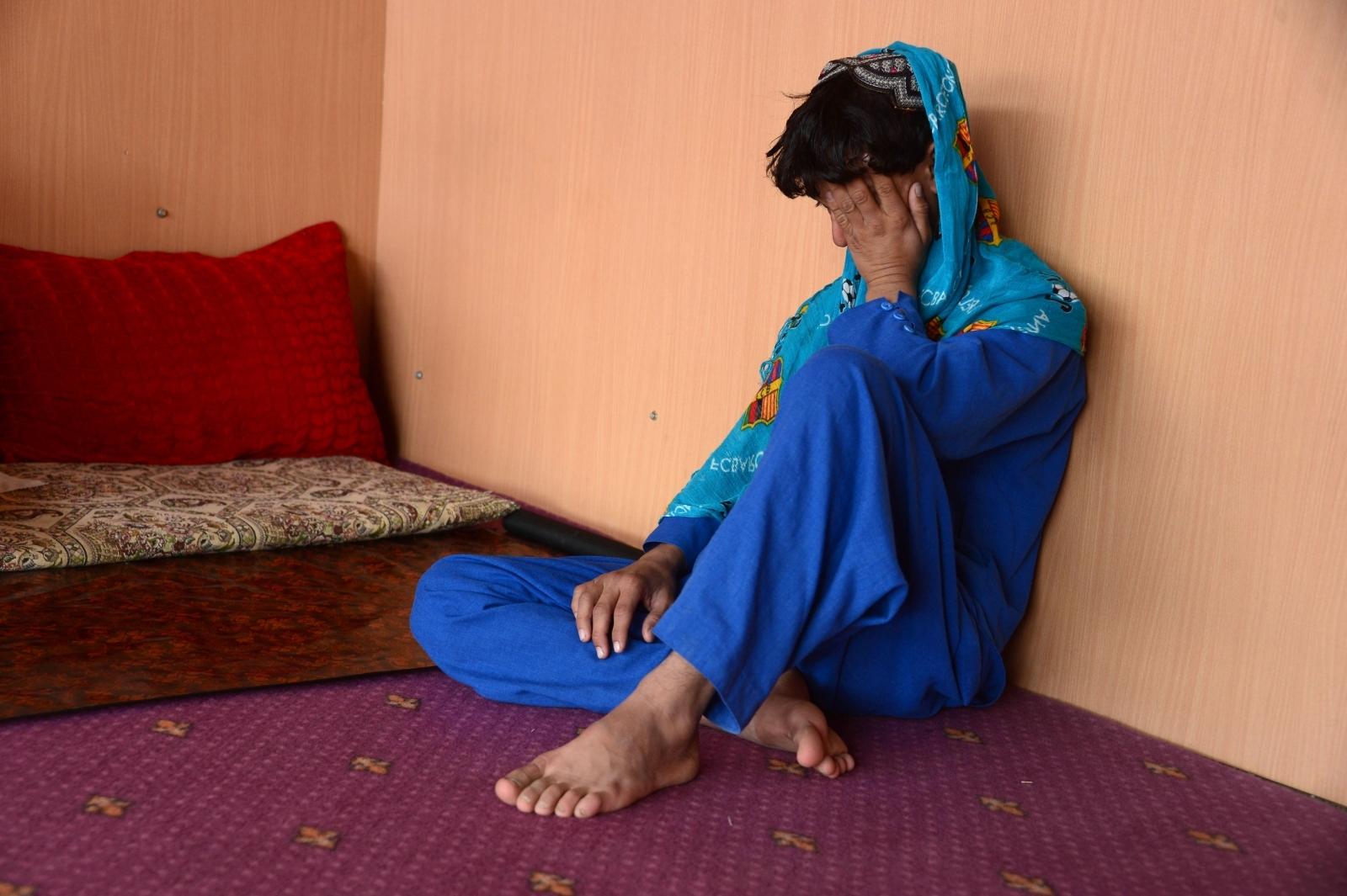 Bacha Baazi Afghan boys