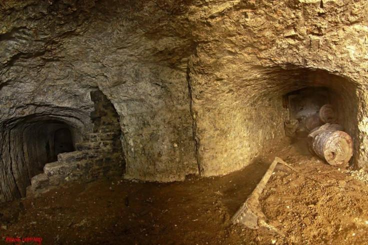 Primark tunnels