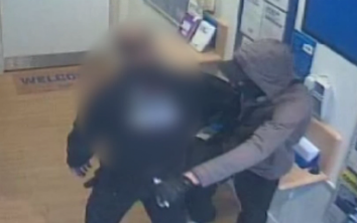 Armed robbery tackler Teddington
