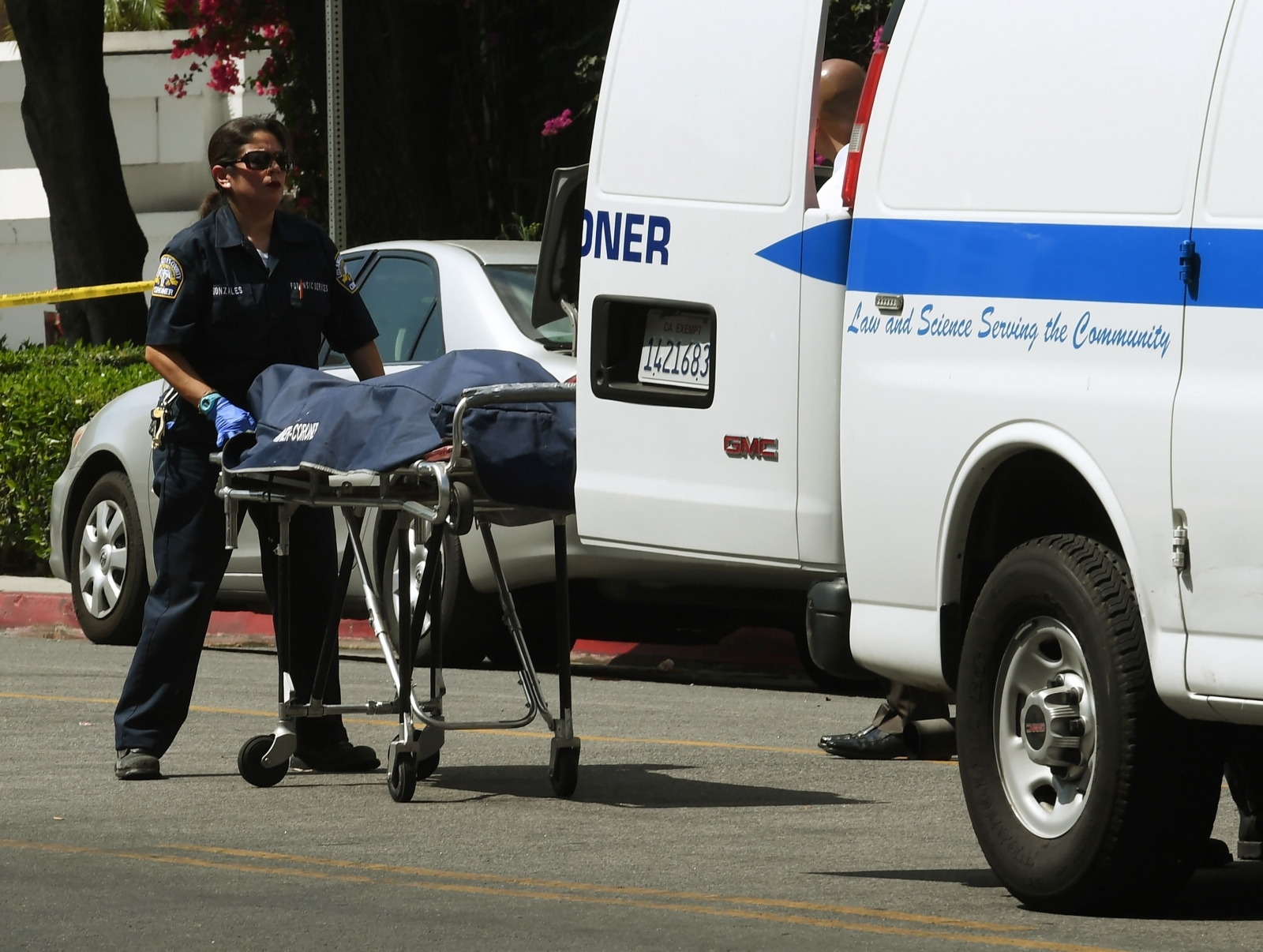 Man fires gun, kills himself outside Chinese consulate in LA's Filipinotown