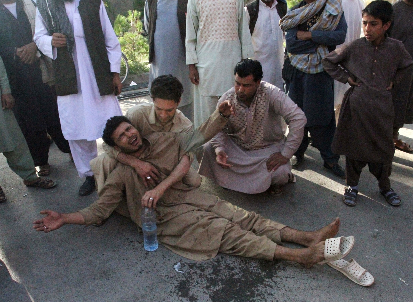 Afghan Herat city mosque attack